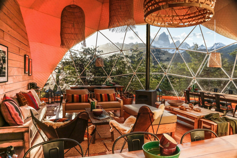 Chalten Camp - Glamping With A View, Lago Argentino