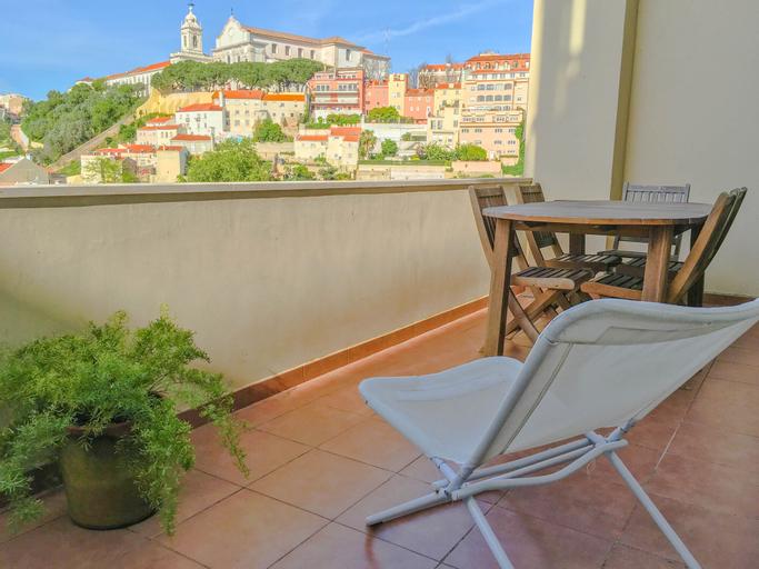 Castelo Terrace Apartments, Lisboa
