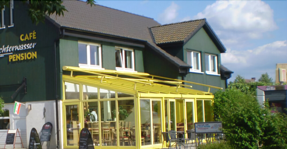 Cafe & Pension Am Achterwasser, Vorpommern-Greifswald