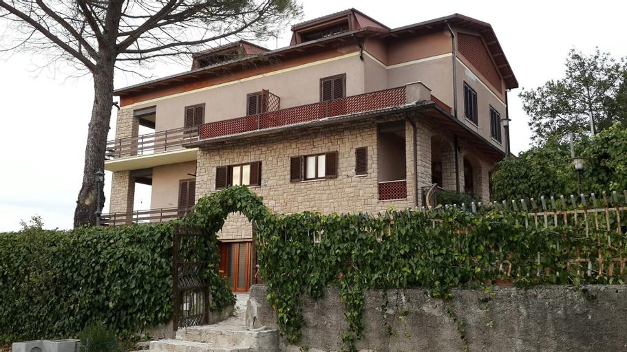 Villa Muna, Terni