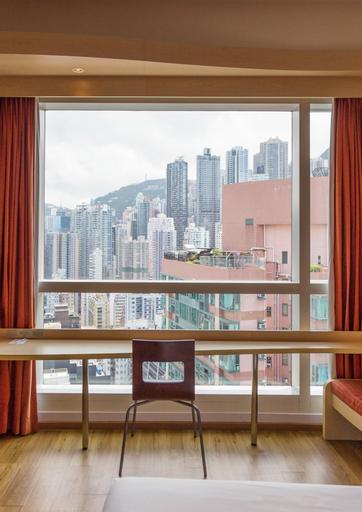 Ibis Hong Kong Central & Sheung Wan Hotel, Central and Western