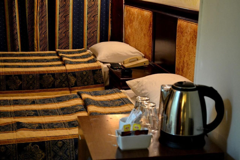 New Garden Palace Hotel, Qasr an-Nil