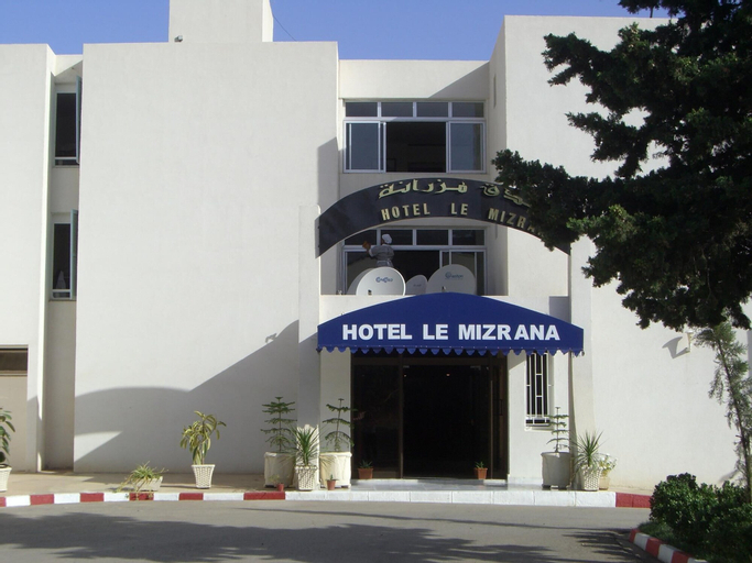 Mizrana Hotel, Tigzirt