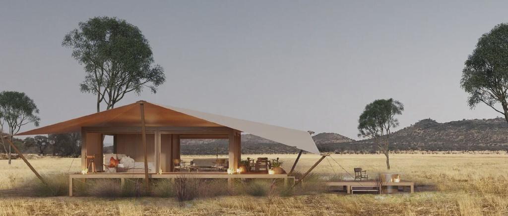 Habitas Namibia - All inclusive, Windhoek Rural