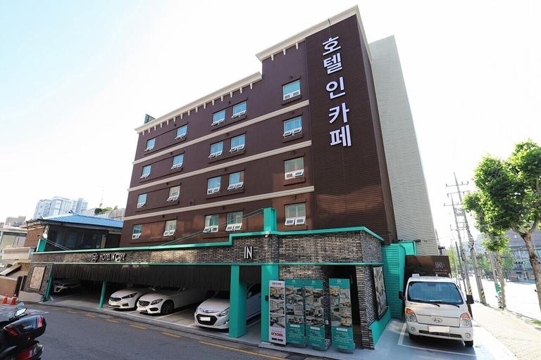 Doksan Hotel in Cafe, Gwanak