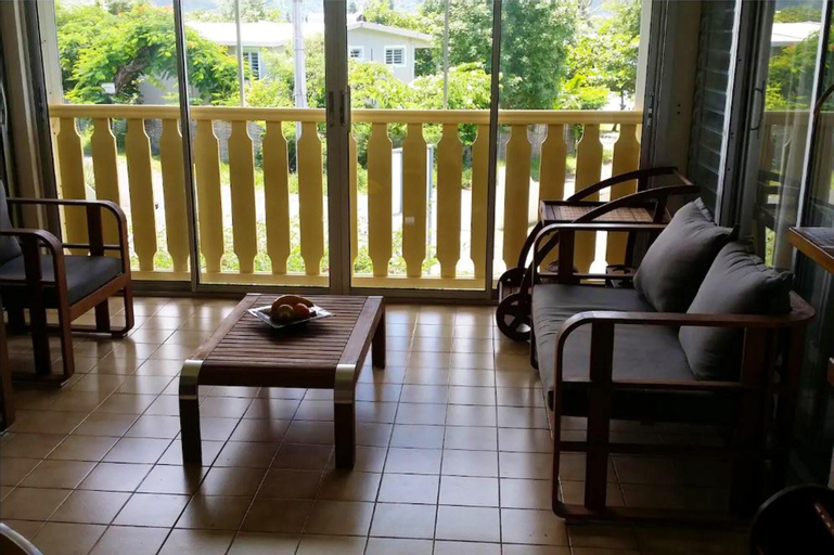 Apartment With one Bedroom in Sainte-luce, With Enclosed Garden and Wifi, Basse-Pointe
