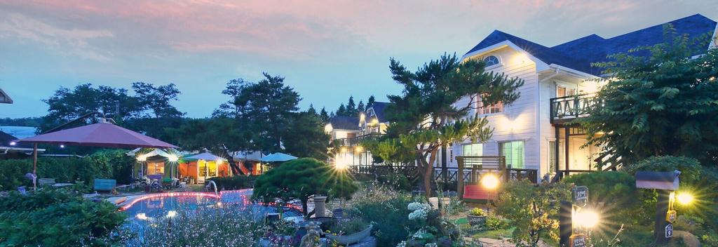 Gyeongju Europe Village Pension, Gyeongju