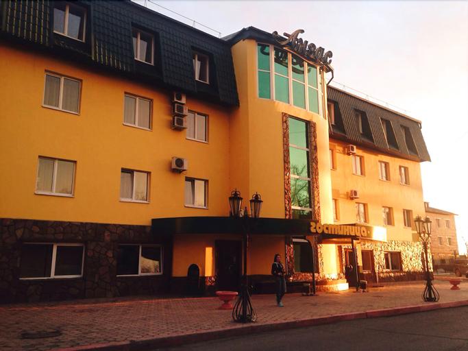 Hotel Anzas, Minusinskiy rayon