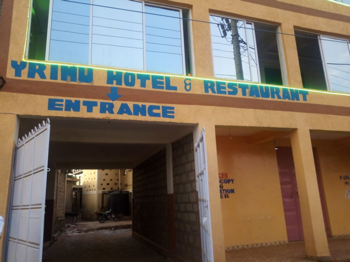 Yrimu Hotel Restaurant, Kasipul