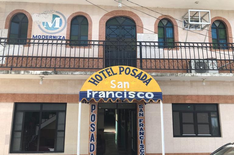 Hotel Posada San Francisco, Huimanguillo