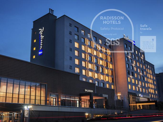 Radisson Blu Hotel Nairobi Upper Hill, Kibra