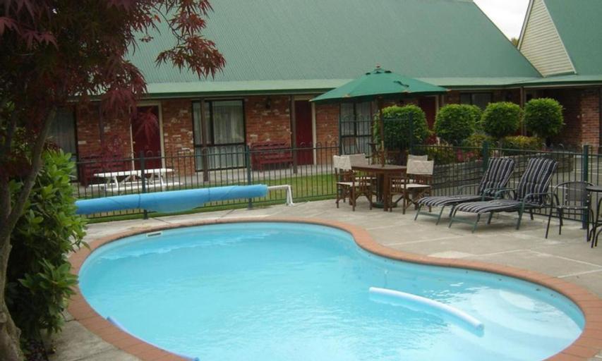 Ashburton's Regency Motel, Ashburton