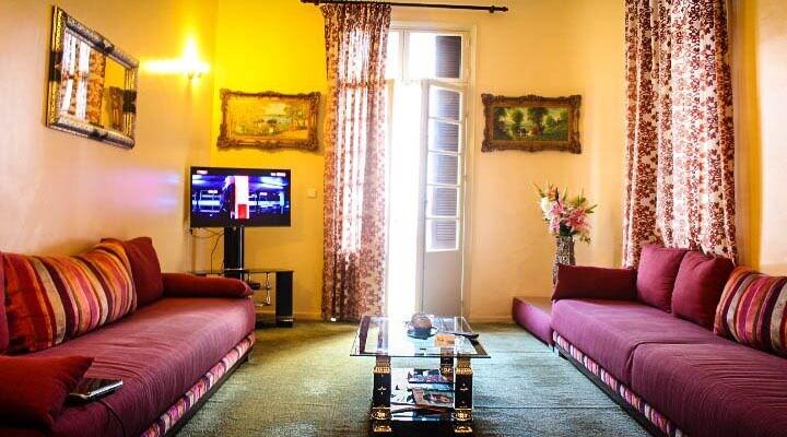 Hotel Mauritania Centre Tanger, Tanger-Assilah