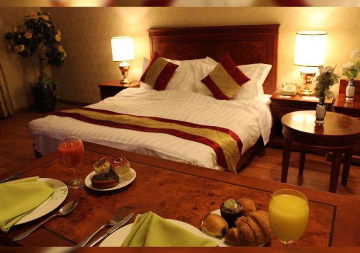 El Raghadan Hotel,