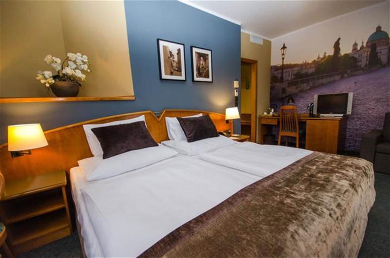 Plaza Prague Hotel - Czech Leading Hotels, Praha 7