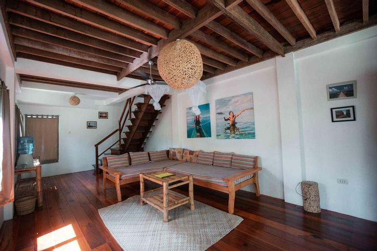 Surfing Carabao Beach Houses - Adults Only, General Luna