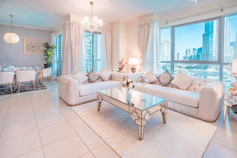 Elite Royal Apartment | Burj Khalifa & Fountain view | Diamond,
