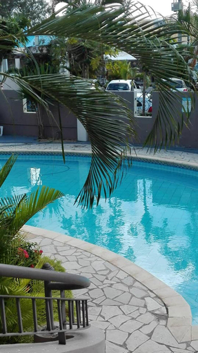 Apartment With 3 Bedrooms in Trou-aux-biches, With Shared Pool, Furnished Terrace and Wifi - 80 m From the Beach,