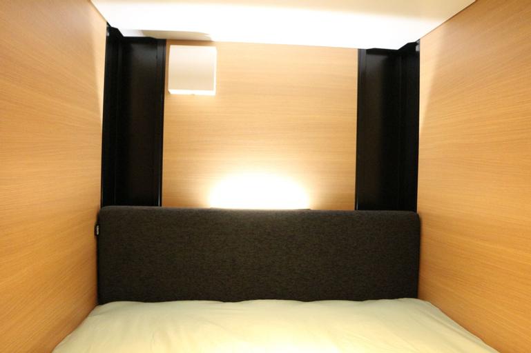 Nest Inn Tabata - Hostel, Kita