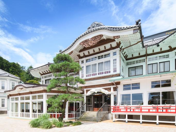 Fujiya Hotel, Hakone