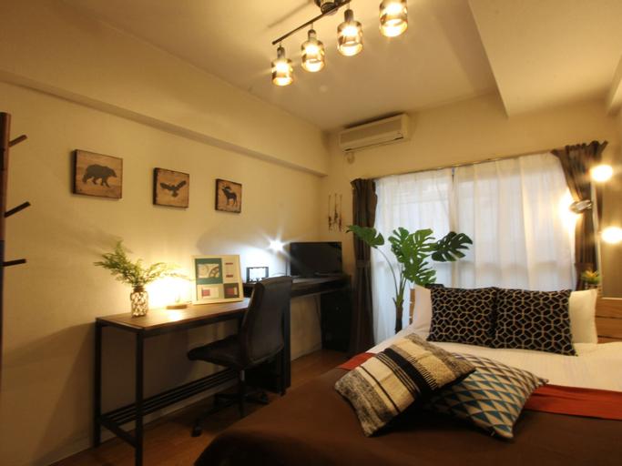 Alphabed Okayama Ekimotomachi Room 306, Okayama
