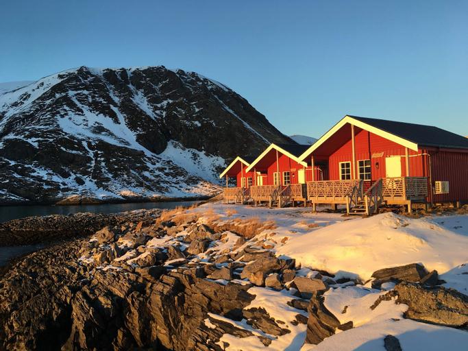Sørvær Gjestehus, Hasvik