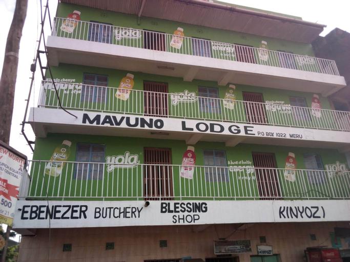 Mavuno Lodge, North Imenti
