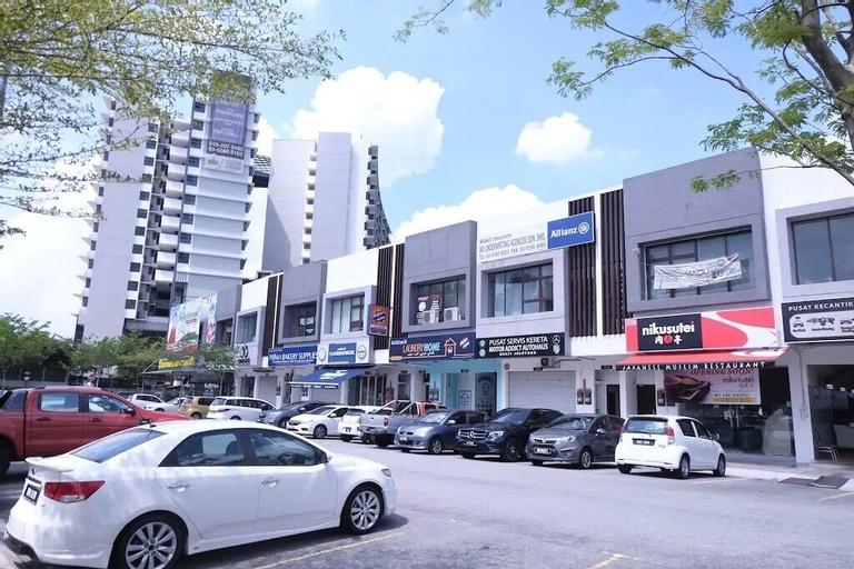 Suria Jelutong Cozy Studio by BeeStay, Kuala Lumpur