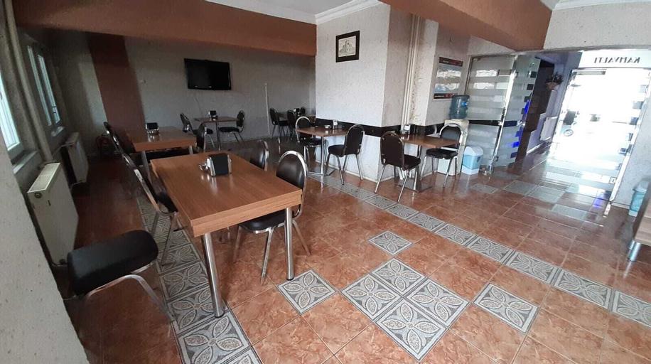 Altay Hotel, Merkez