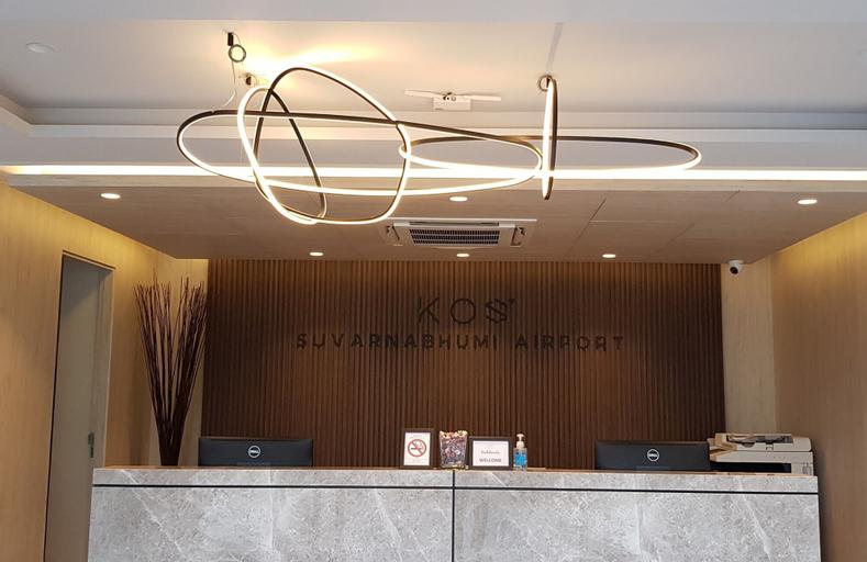 KOS Hotel Suvarnabhumi Airport, Min Buri