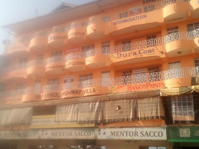 Highway Villa Guest House, Maragwa
