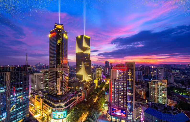 Golden Eagle International Hotel, Nanjing