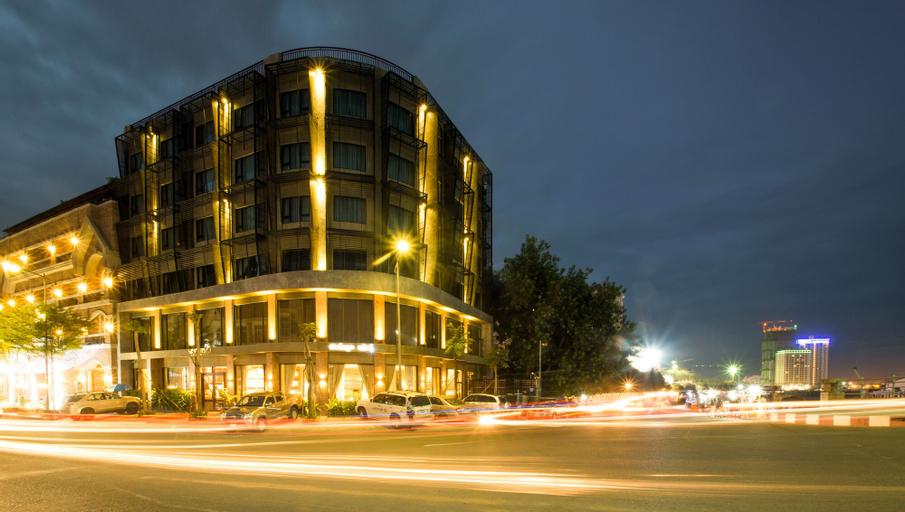 Almond Bassac River Hotel, Mean Chey