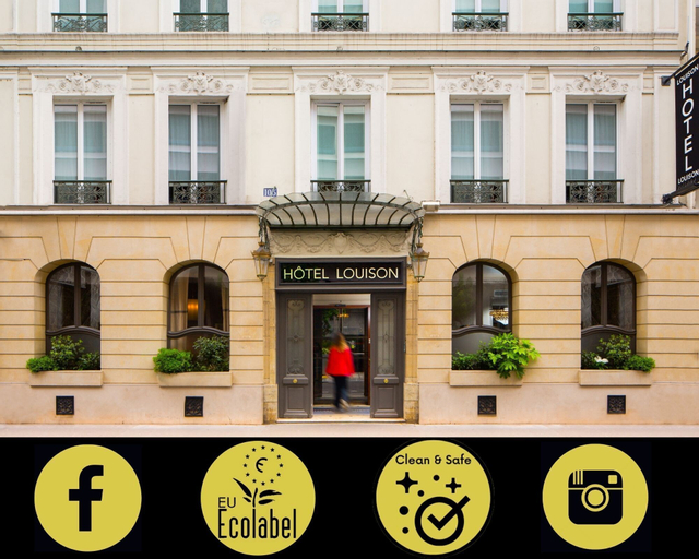 Hôtel LOUISON, Paris