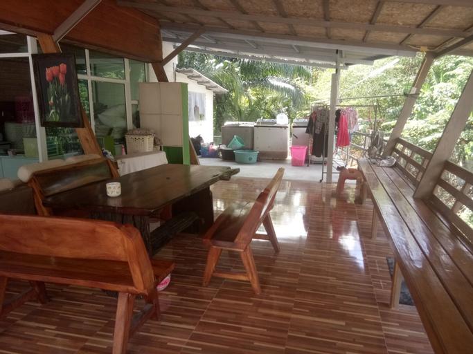 OYO 636 Baan Suan Rim Nam Resort Krabi Noi, Muang Krabi