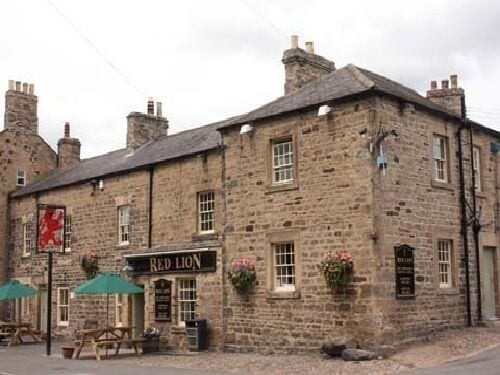 The Red Lion, Northumberland