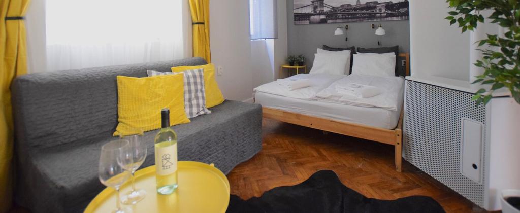 Standard Apartment by Hi5 - Chainbridge, Budapesti