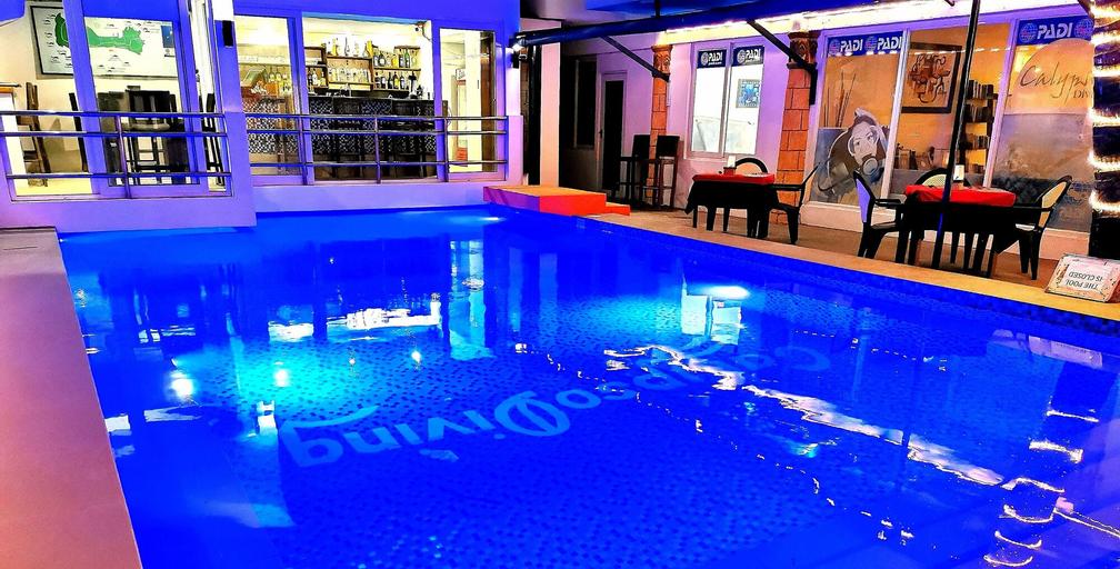Calypso Beach & Dive Resort, Malay