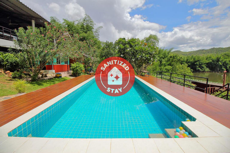 Palette Resorts - Happiness Resort Kanchanaburi, Sai Yok