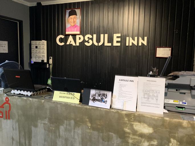 SPOT ON 89726 Capsule Inn, Kota Kinabalu