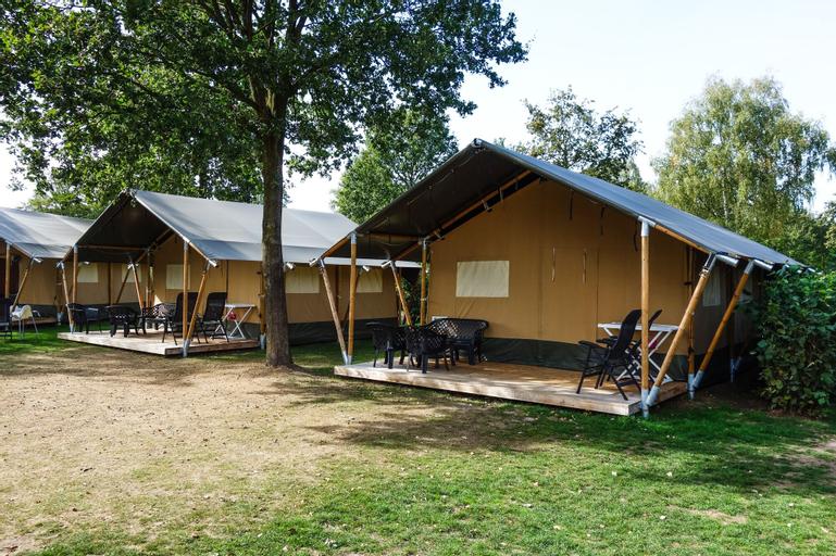 Safaritent at Camping Belle-Vue 2000, Echternach