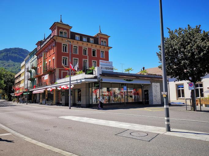 DownTown Apartments Rugenparkstrasse 4, Interlaken