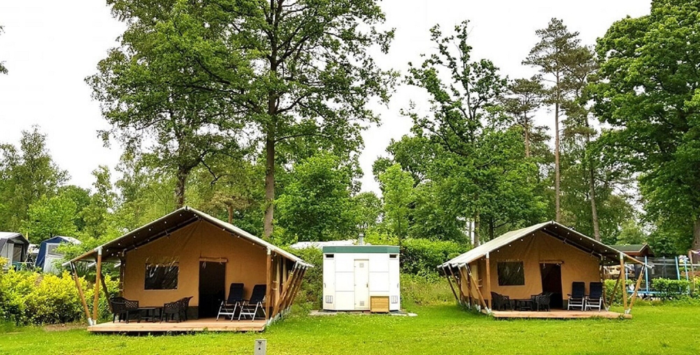 Safaritent at Camping Uit & Thuis, Bergen op Zoom