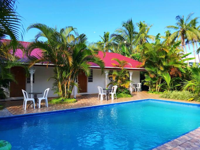 The Tropical Villa,