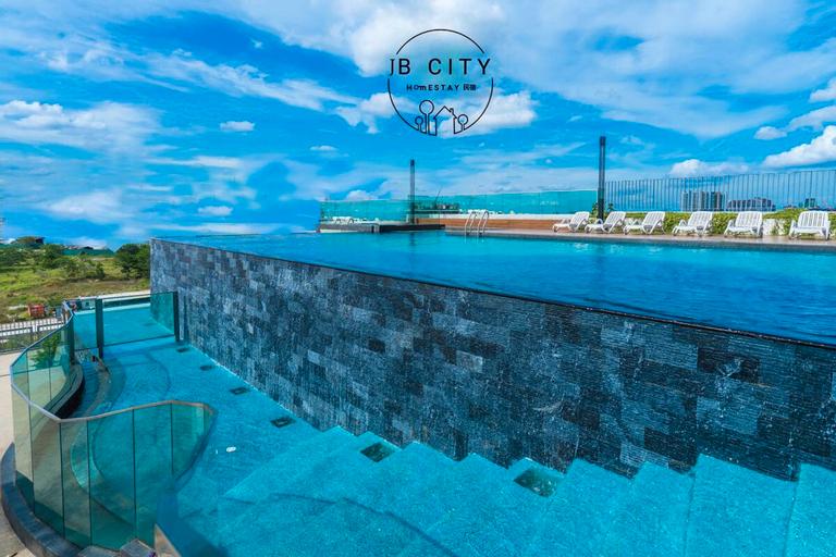 Southkey Mosaic 7pax WIFI @ JB City Homestay, Johor Bahru