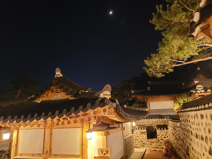 Donghae Hanok Donganjae, Donghae