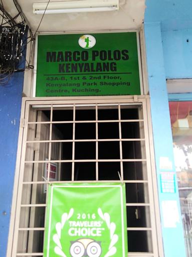 Marco Polo Kenyalang, Kuching