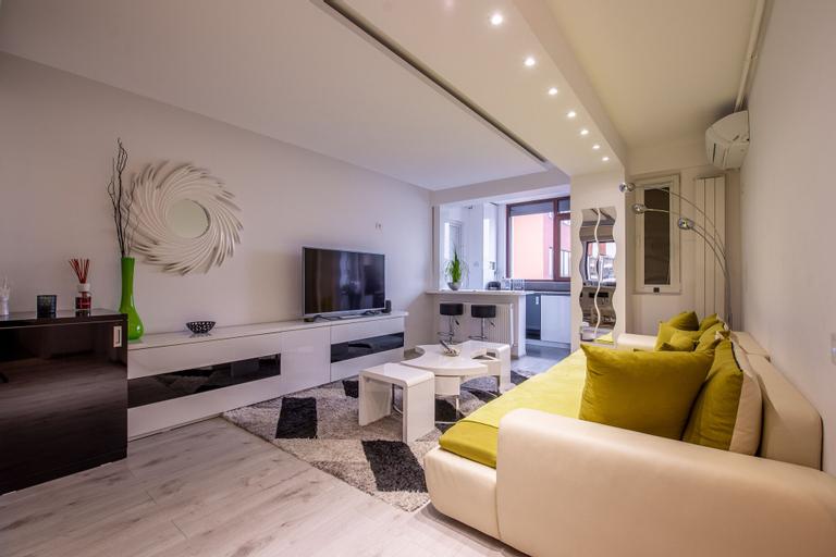 Luxury Apartment Militari Residence M3, Chiajna