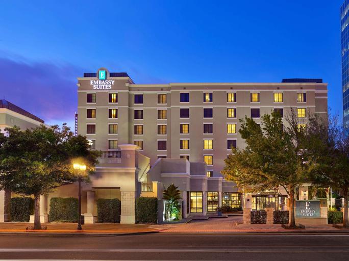 Embassy Suites Hotel Orlando Downtown, Orange