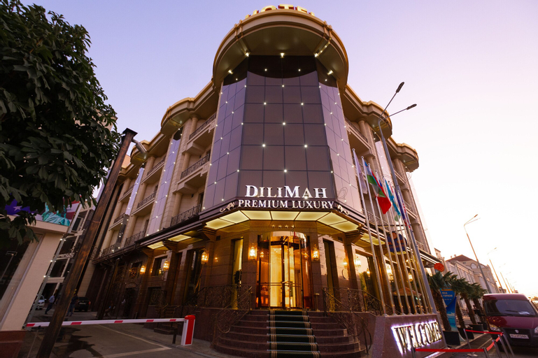 Dilimah Premium Luxury Hotel, Oqdaryo